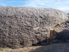 Rock Climbing Photo: 3 move wonder