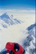 Rock Climbing Photo: somewhere above the cowboy arete, NPS recon trip i...