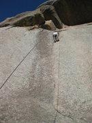 Rock Climbing Photo: Great climb.