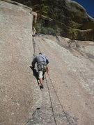 Rock Climbing Photo: Another shot.