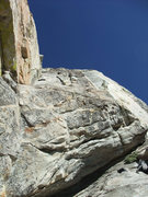 Rock Climbing Photo: The bouldery start shared by Zig Zag, Open Book, M...