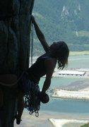 Rock Climbing Photo: Classic arete