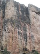Rock Climbing Photo: CM is red, yellow is Pocket Rocket.
