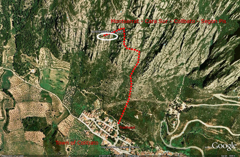 Directions to Segon Pis