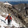 Top of Dreamweaver, Mt. Meeker<br> RMNP, CO<br> June 2010