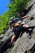 Rock Climbing Photo: Pinnacle Direct Pinnacle Rock Central Pennsylvania