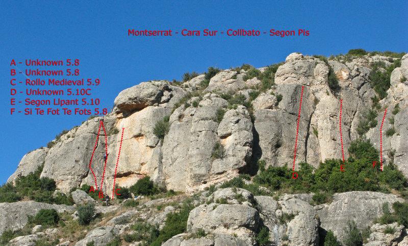 Rock Climbing Photo: Unknown C