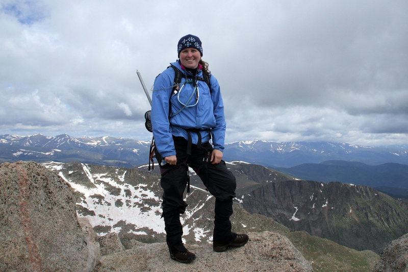 Summit of Mt. Evans<br> Front Range, CO