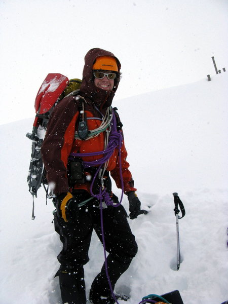 Rock Climbing Photo: Col du Midi Chamonix, France
