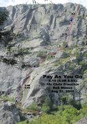 Rock Climbing Photo: pay as you go