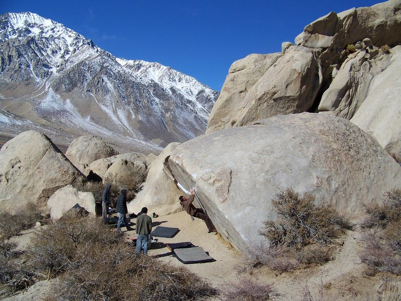 Rock Climbing Photo: Beats the gym.