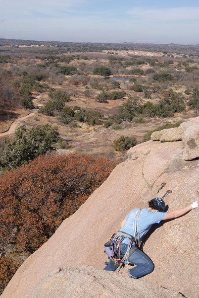 Rock Climbing Photo: Enchanted Rock, TX