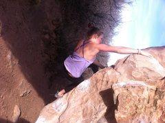 Rock Climbing Photo: Snake pit
