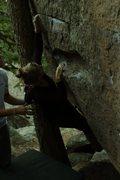 Rock Climbing Photo: Satellite