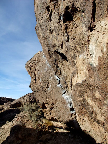 Rock Climbing Photo: the deservedly popular Corner Route