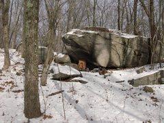 Rock Climbing Photo: Atomic.
