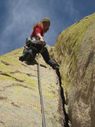 Rock Climbing Photo: Days of Future Passed