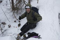 Rock Climbing Photo: Munising, Mi