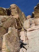 Rock Climbing Photo: Nathan Meader Turkey's Delight.