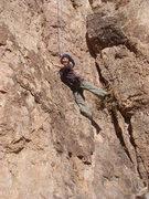 Rock Climbing Photo: The Myong Show.
