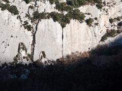 Rock Climbing Photo: Taules De La Llei