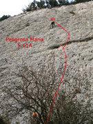 Rock Climbing Photo: Peligrosa Maria