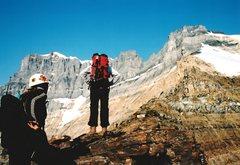 Rock Climbing Photo: Atop the Big Step, looking towards the Black Tower...
