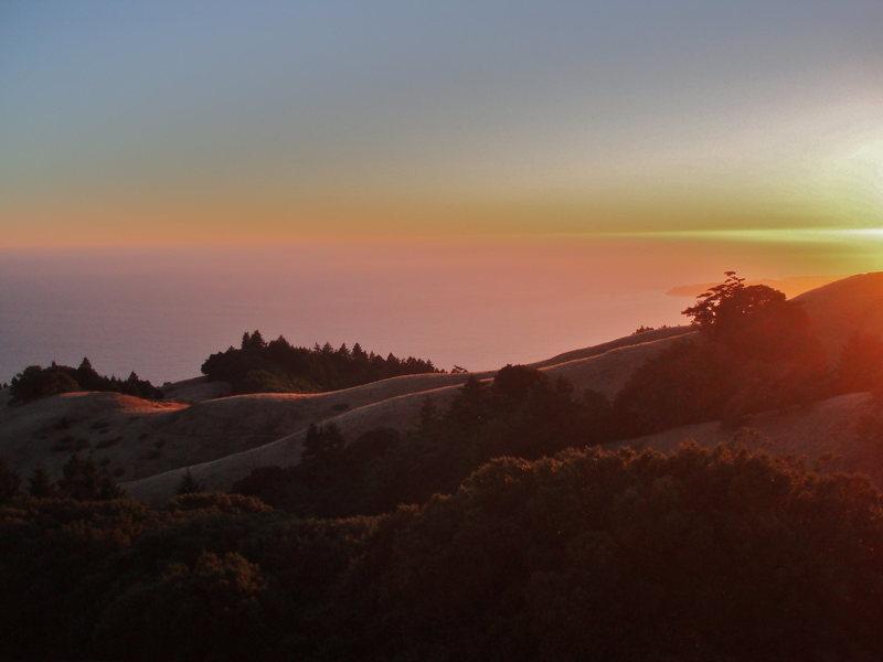 PanToll Sunset
