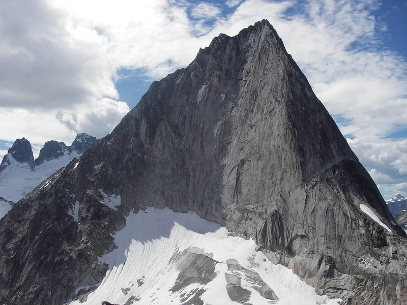 Bugaboo Spire _ east face