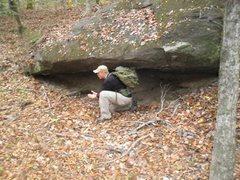 Rock Climbing Photo: Imaginary Campfire