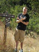 Rock Climbing Photo: Its me awhile ago