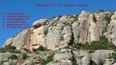 Rock Climbing Photo: Secon Pis Esquerra