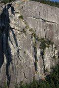 Rock Climbing Photo: Milk Road
