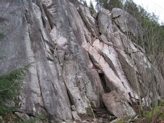Rock Climbing Photo: Mosquito Area, updated in 2010