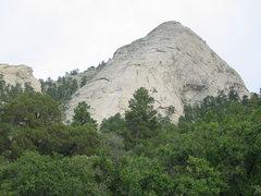 Rock Climbing Photo: Organ Mountain Range - Sugarloaf Peak