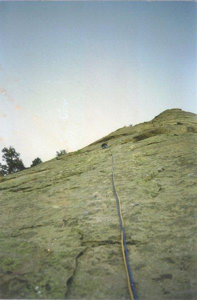 Rock Climbing Photo: Organ Mountain - Sugarloaf Peak - North Face