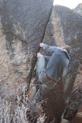 Rock Climbing Photo: Clay Stoner on Cheap and Steep