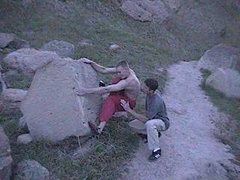 bouldering is fun!