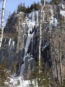 Rock Climbing Photo: Arjumand's Shroud