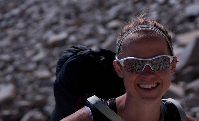 Rock Climbing Photo: Portrait shot in Ionian Basin, Sierra Nevada's.