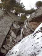 Rock Climbing Photo: Immigrant Song NEI3+ M2+ Craneyon
