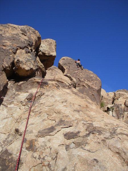 Rock Climbing Photo: Last Temptation
