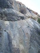 Rock Climbing Photo: Begnining