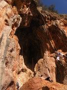 Rock Climbing Photo: Euro Circus