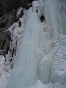 Rock Climbing Photo: ever changing left side, some formations come and ...