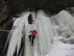 Rock Climbing Photo: 2010-01-01