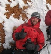 Rock Climbing Photo: Casaval Ridge, Mt. Shasta, 2009