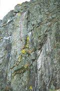 Rock Climbing Photo: A) Starts of Hyperspace.5.10d. Ozymandias.5.10d. a...