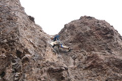 Rock Climbing Photo: nope that wont work either