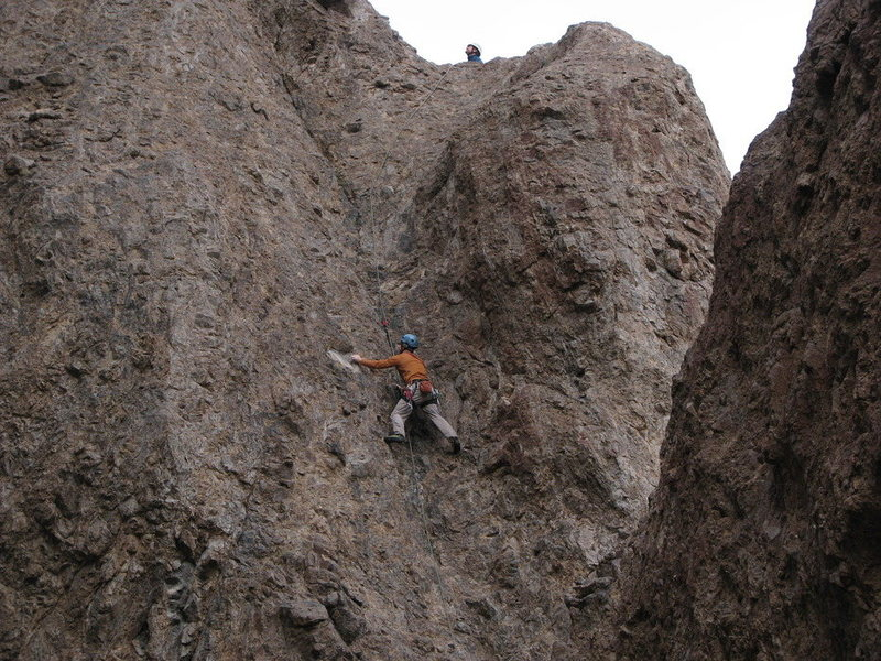 Rock Climbing Photo: mnlumberjack from hikearizona.com took this cool s...